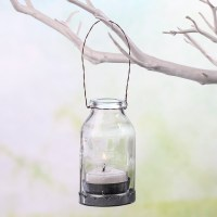 Hanging Tealight Candle Holder - What's New - Primitive Decor