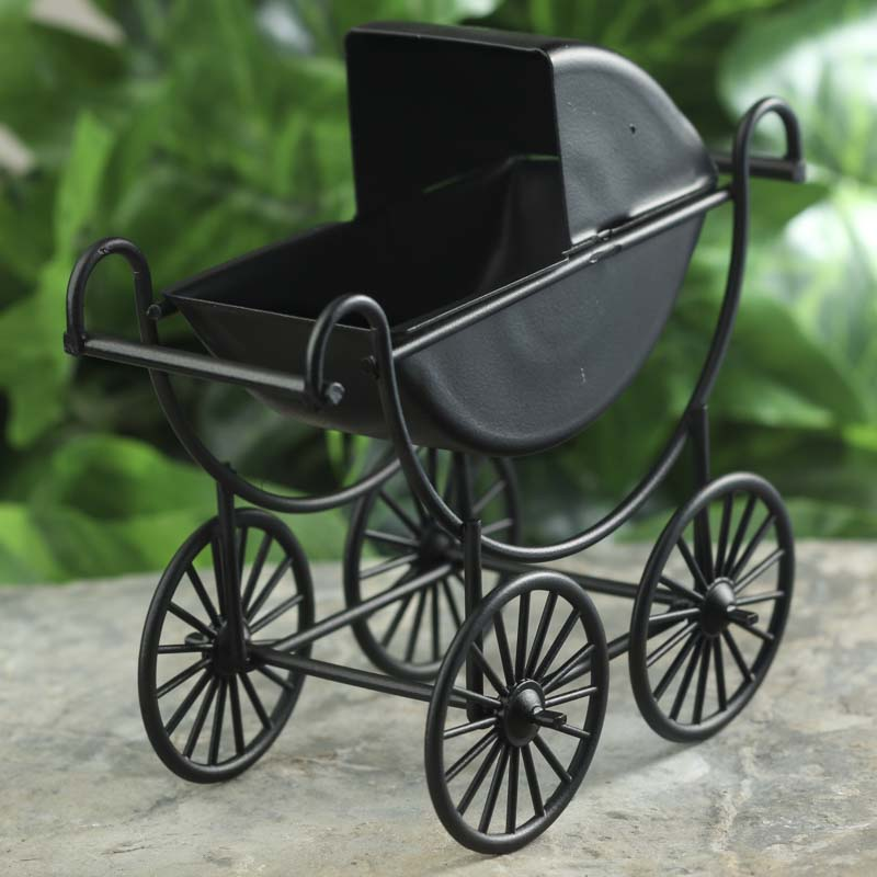 Baby Prams In Usa Miniature Baby Carriage New Items Factory Direct Craft