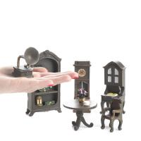 Dollhouse Miniature Living Room Furniture Set - Living ...