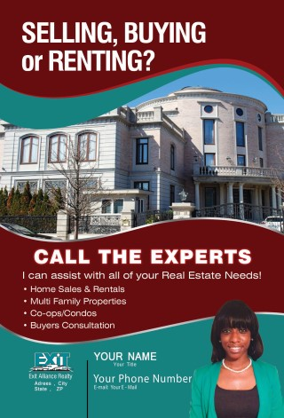 selling flyer - Towerssconstruction