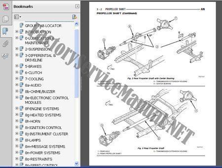 Kia Borrego 2008-2010 Factory Service Repair Manual PDF Download