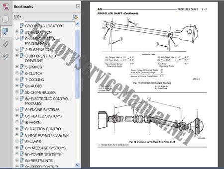 Kia Amanti 2004-2009 Factory Service Repair Manual PDF Download
