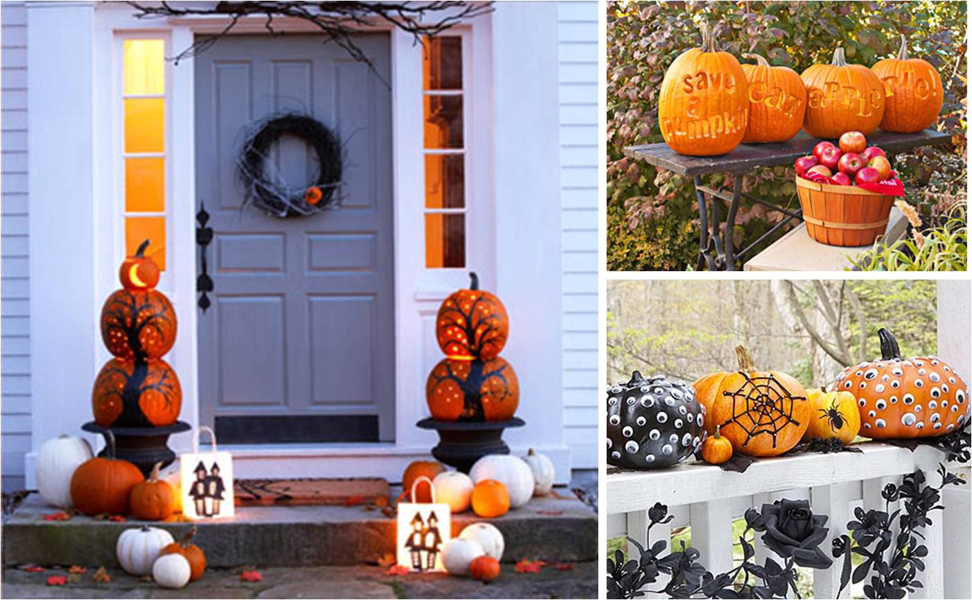 Calabaza Decorada Ideas Para Tu Noche De Halloween Speak Your Acts By