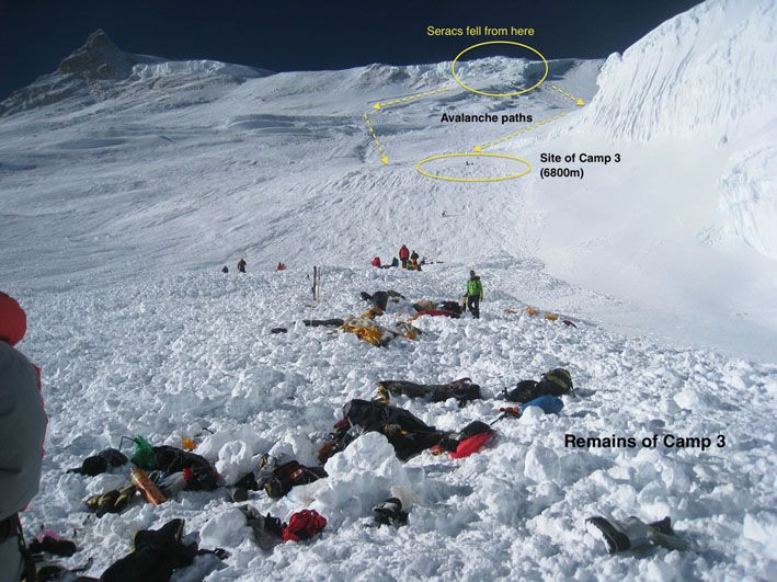10 Facts About The Deadliest Mt Everest Climb That The