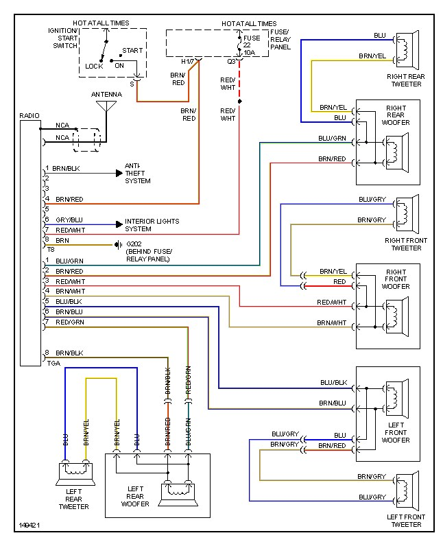 Vw Headlight Wiring Diagram Control Cables  Wiring Diagram