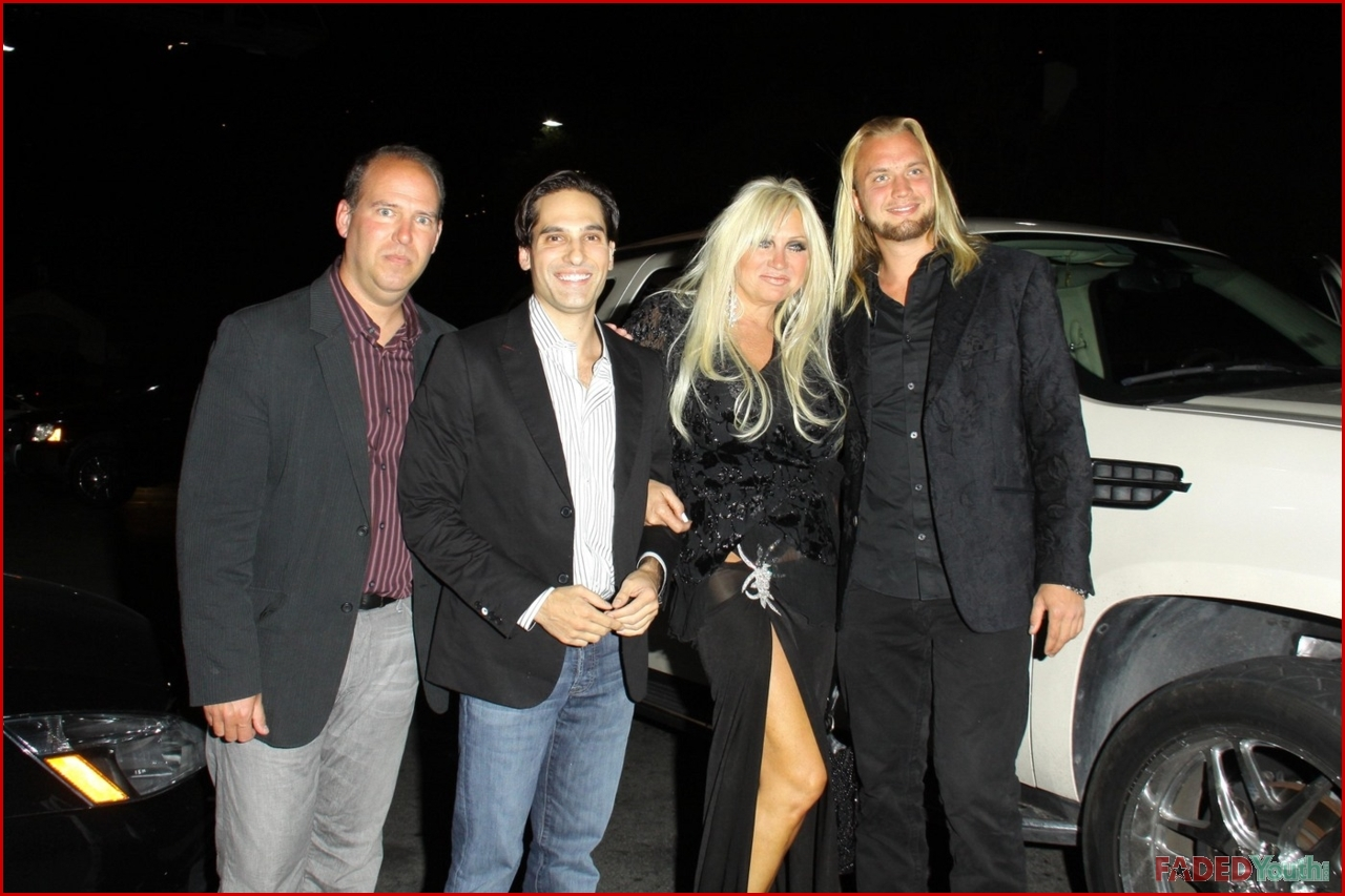 Charlie Hill Hogan Linda Hogan And Charlie Hill Do Dinner Faded Youth Blog