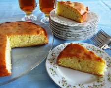Butter Cake Fae's Twist & Tango