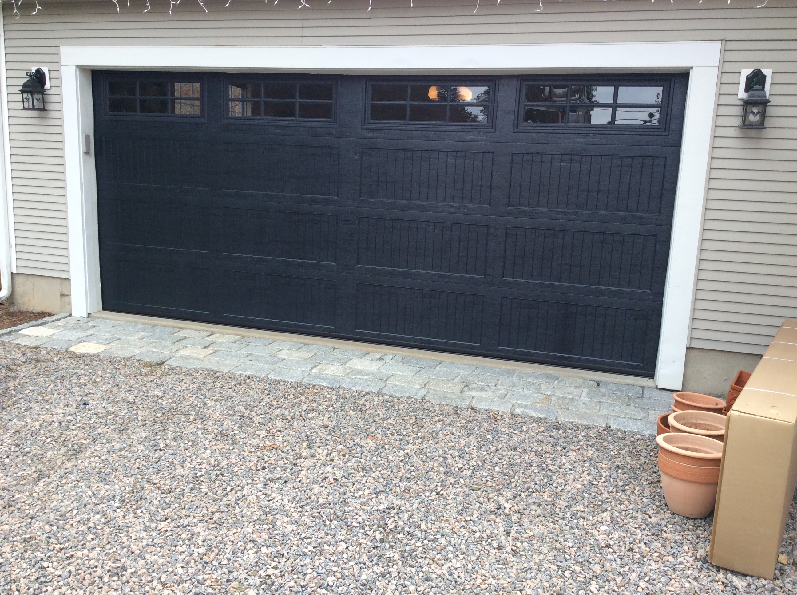 Garage And Front Doors That Match Choosing The Best Garage Door Paint Color For Your Home Fagan