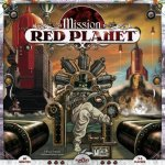 Mission Red Planet cover
