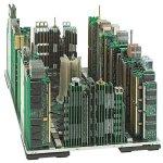tech cityscape