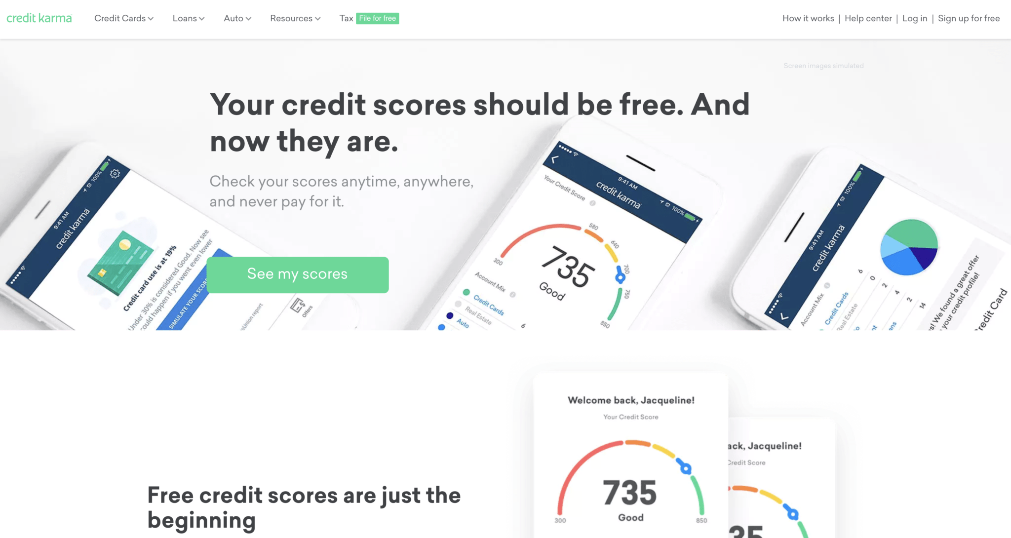 Credit Karma Credit Karma Failed Credit