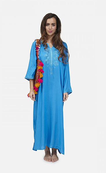 Fairtrade Kaftan aus Marokko