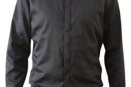 Schwarzes Hemd