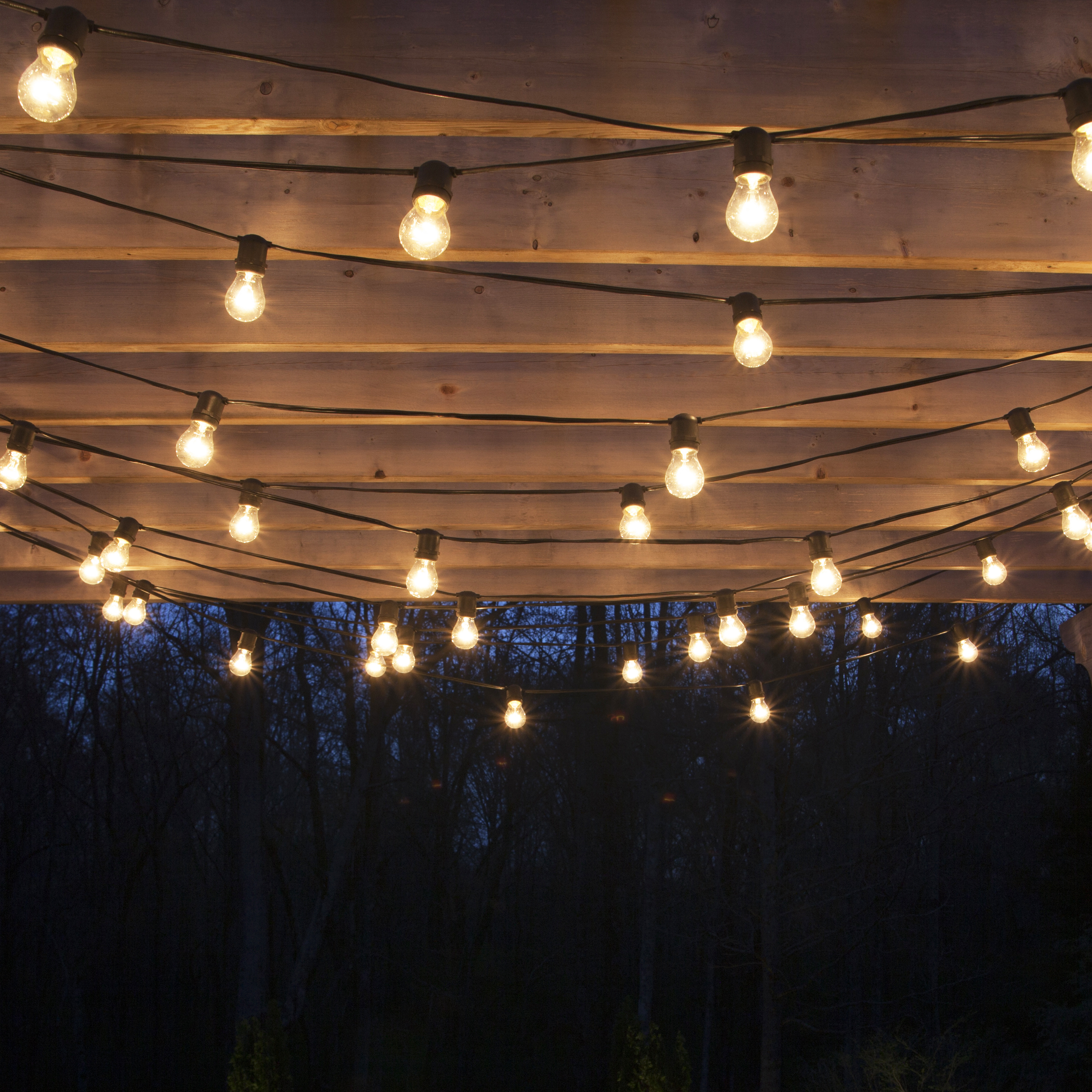 Hanging Drop Lights 5 Ways To Get Your Condo Patio Ready For Summer
