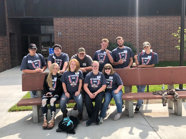 Fairbury SkillsUSA Chapter Attends Fall Leadership Conference