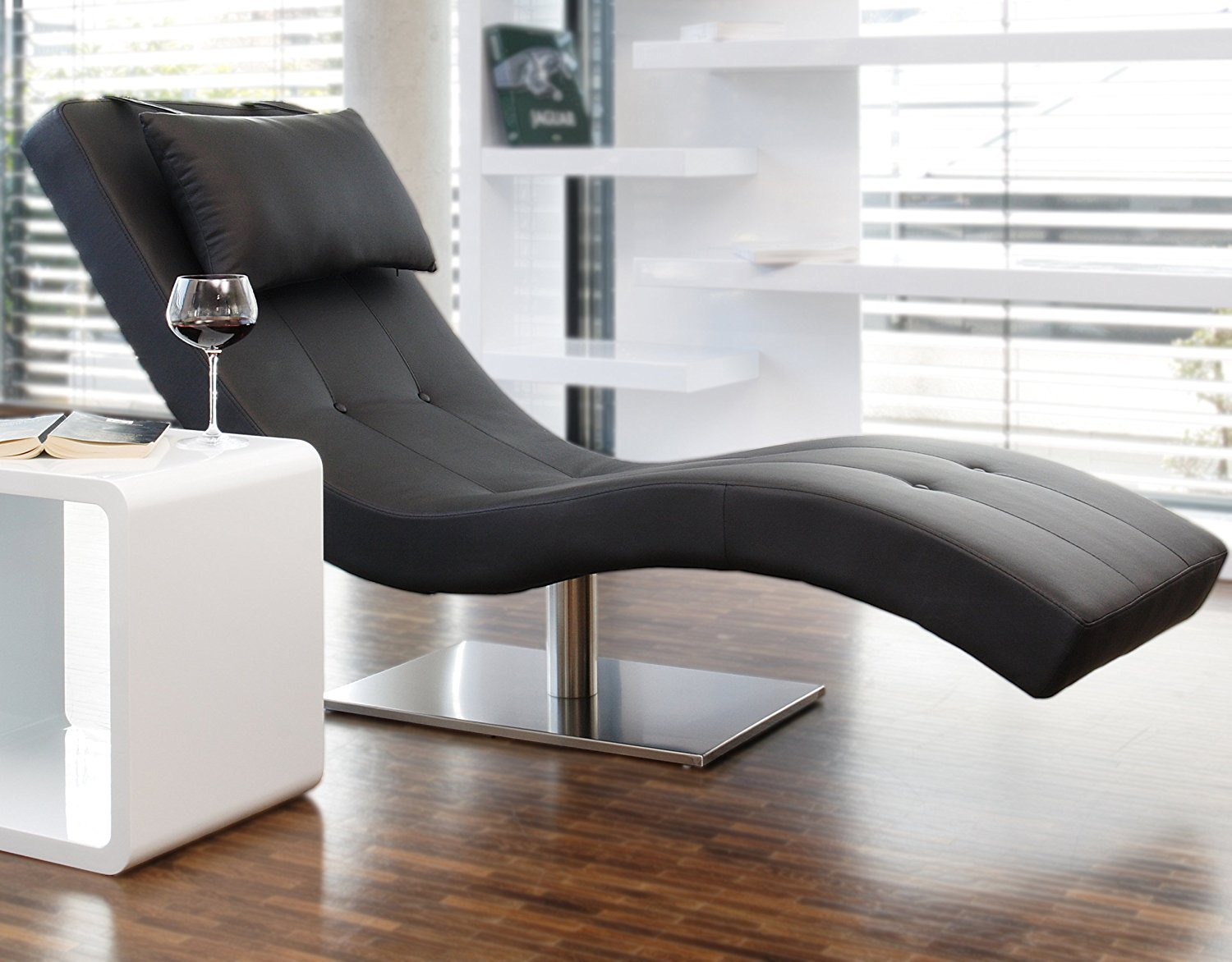Liege Mit Massagefunktion Designer Liege Chaise Longue Siara Fairer Check Massagesessel