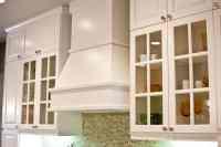 Glass Cabinet Door: