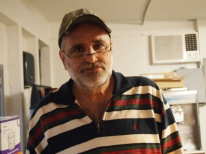 Owner, Jim Henderson