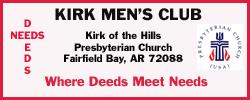 Kirk Men's