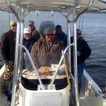 ExxonMobile Hold First Fishing Outing In The Bay
