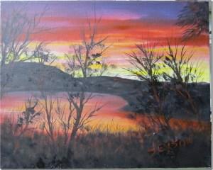 Choctaw Sunrise