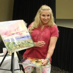 NCA Artist League Sponsors Watercolor Demonstration