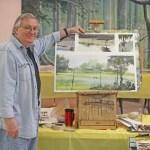 Artist League Sponsors  Watercolor Workshop