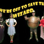 Shirley Drama Club is Off the Save the Wizard
