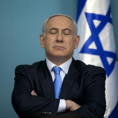 صورة بنيامين نتنياهو نهاية إسرائيل