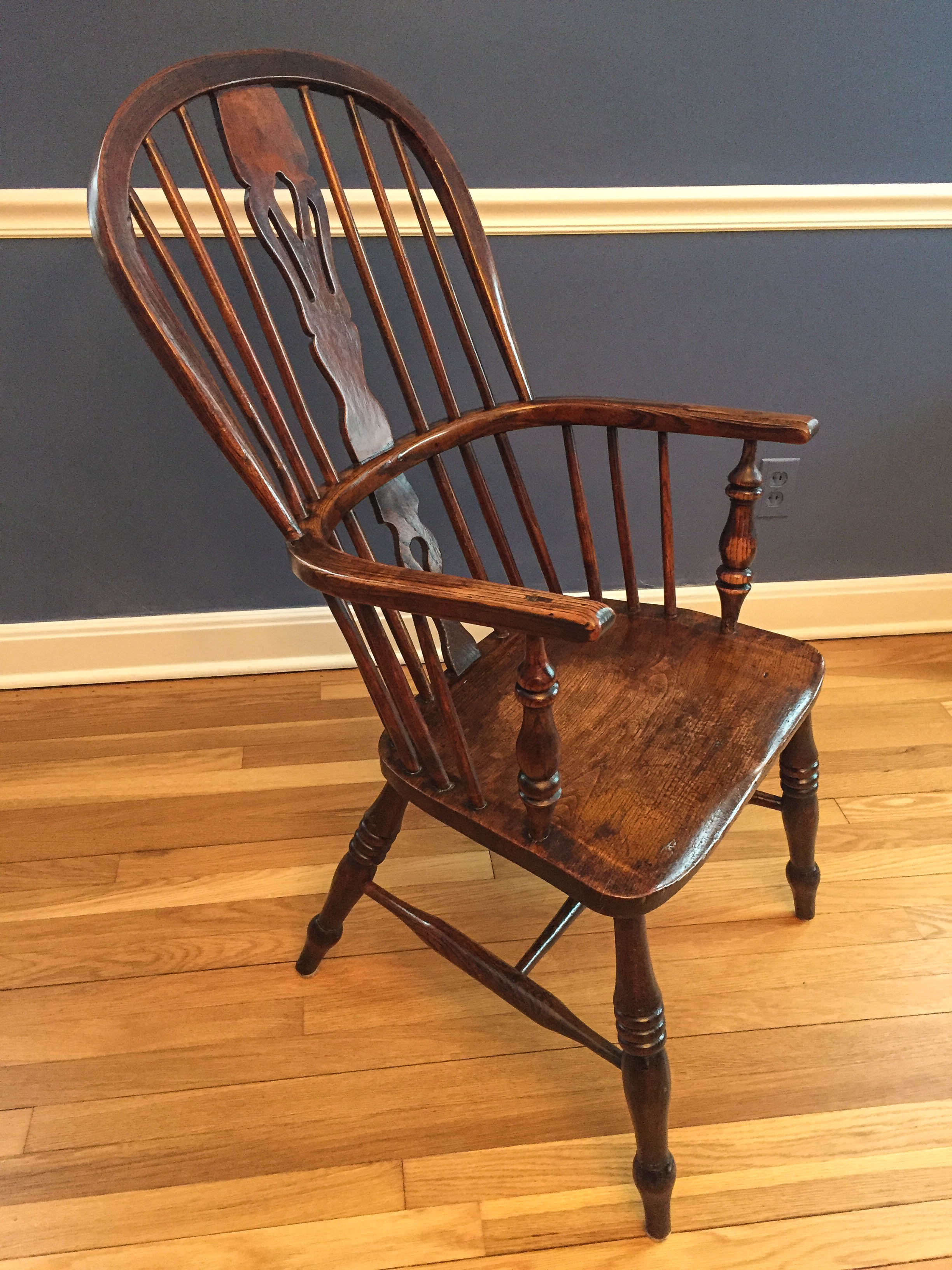 Chair Repair The Windsor Chair Repair Fairly Fine Design
