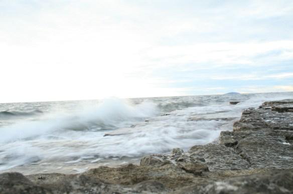 svepande vågor
