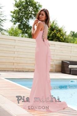 Cheery Pia Michi Pia Michi Pia Michi Prom Dress Pia Michi Bow Dress Blush Pink Dress Shoes Blush Pink Dress Shopping