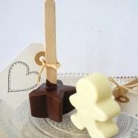 Panier gourmand de Noël ★Les cuillères au chocolat