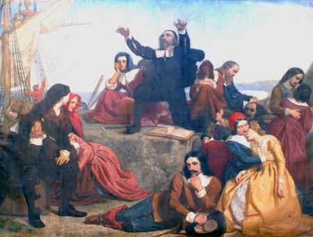 Pilgrim Freedom Of Religion