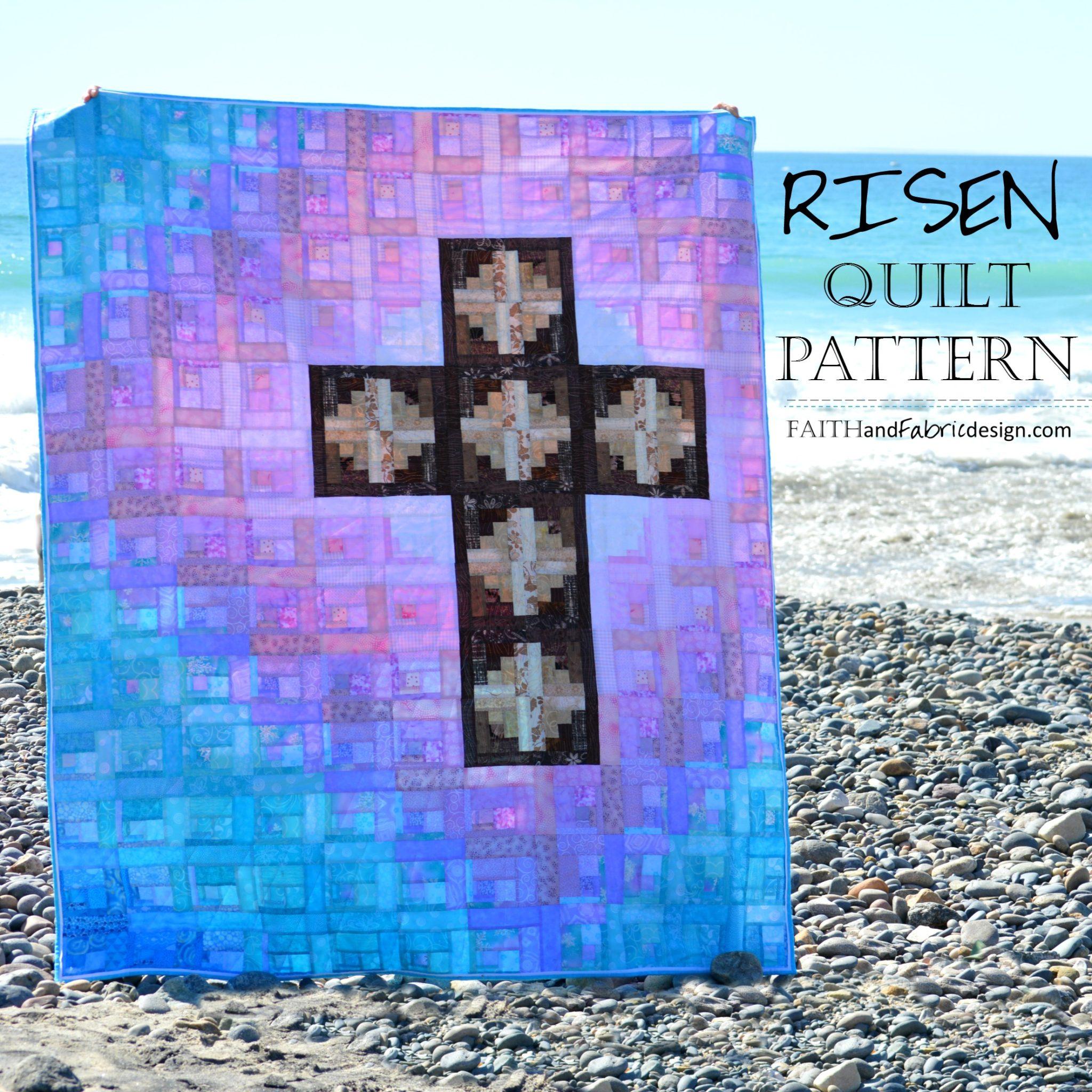 Pattern: Saint Valentine's Day Quilt Pattern