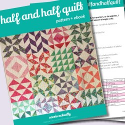 Carrie Merrell Half and Half Quilt 4