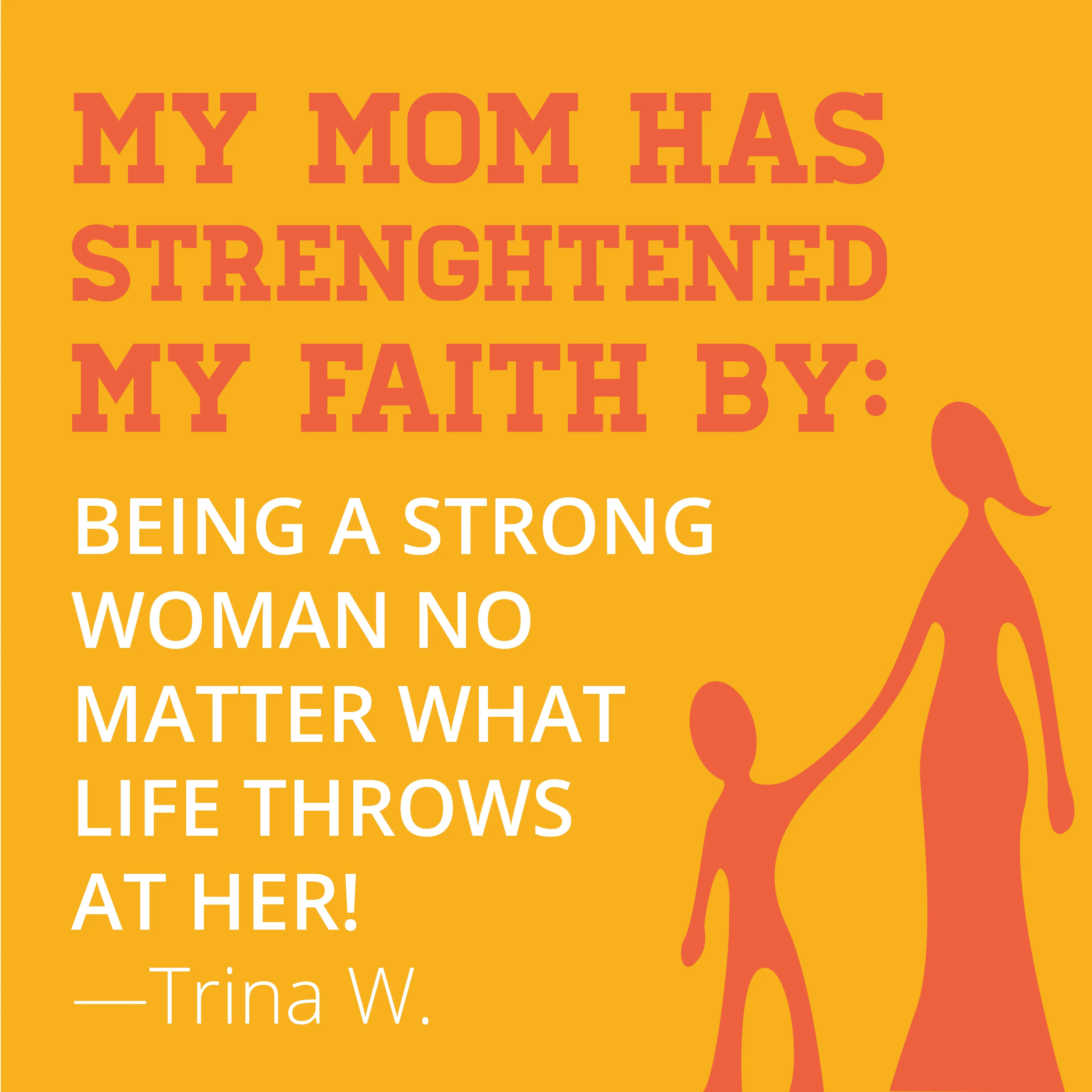 Quotes On True Love With Wallpaper How 50 Incredible Moms Strengthened Their Families