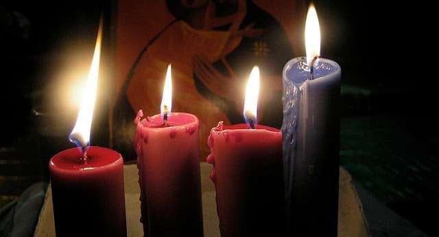 Christmas Eve Candlelight Services @ 5 & 8 PM