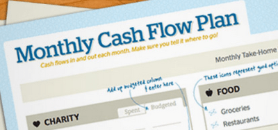 Free Download: Monthly Cash Flow Plan From Dave Ramsey - Faithful Provisions