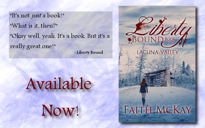 Liberty Bound Available Now