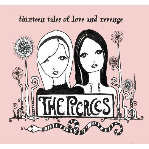 Secret by The Pierces Album Art