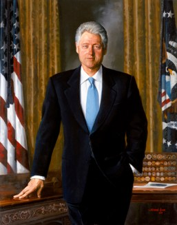 42nd U.S. President WILLIAM JEFFERSON CLINTON
