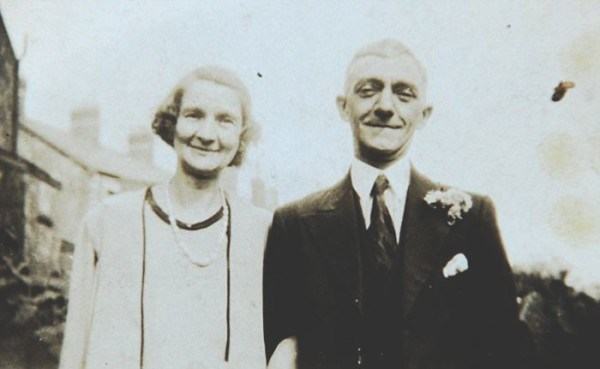 Florence's and Glenys' parents