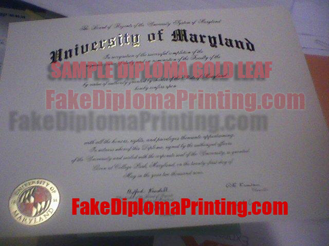 Fake Diplomas, Novelty Transcripts and College Degree Packages