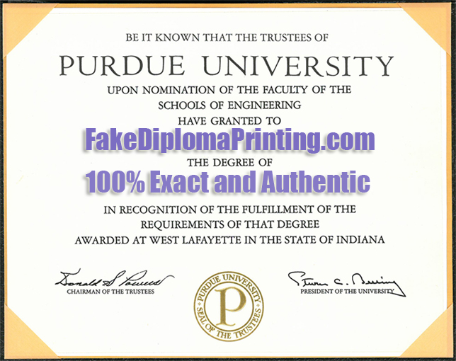 Fake College Diploma Samples 100 Exact Replicated Diplomas!