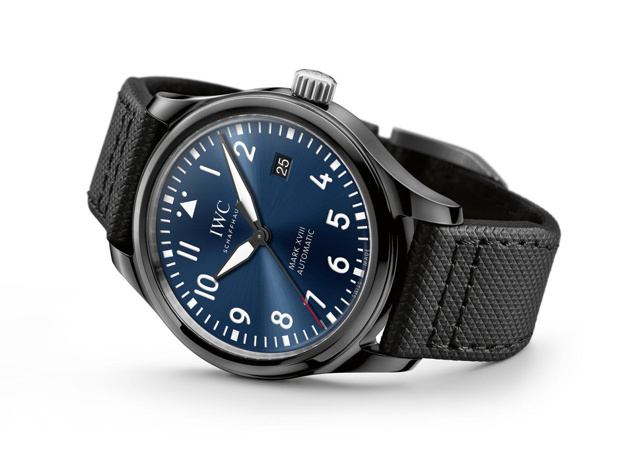 Iwc Replica Iwc Introduces The Mark Xviii Edition Laureus Sport For Good In