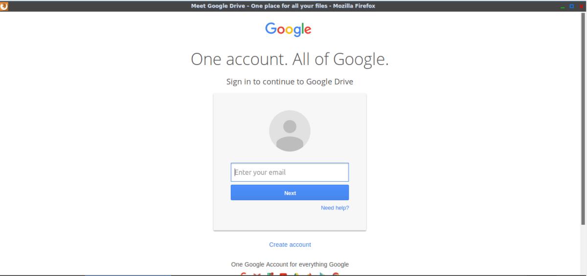 Google Drive - Peppermint