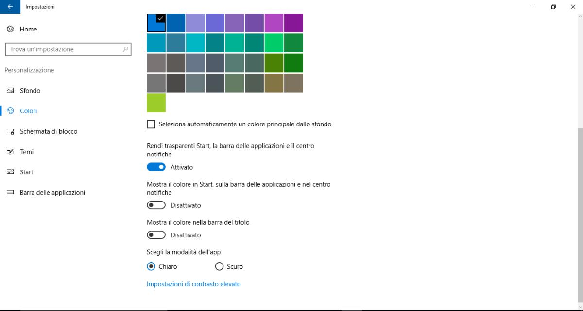 Tema Dark Windows 10