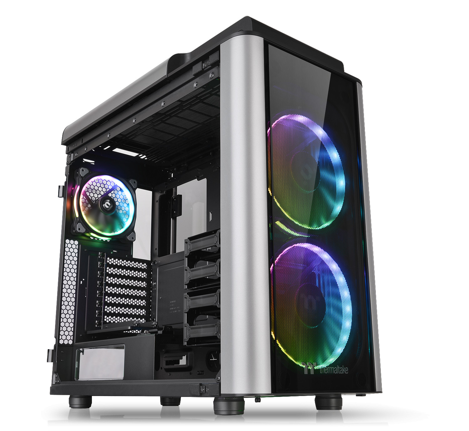 E Full In Thermaltake Level 20 Gt Rgb Black Full Tower With Window S E