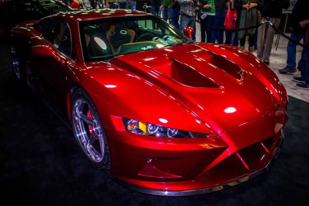 American Graffiti Cars Wallpaper Falcon Motor Sports The American Super Car Falcon F7